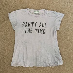 wildfox party all the time
